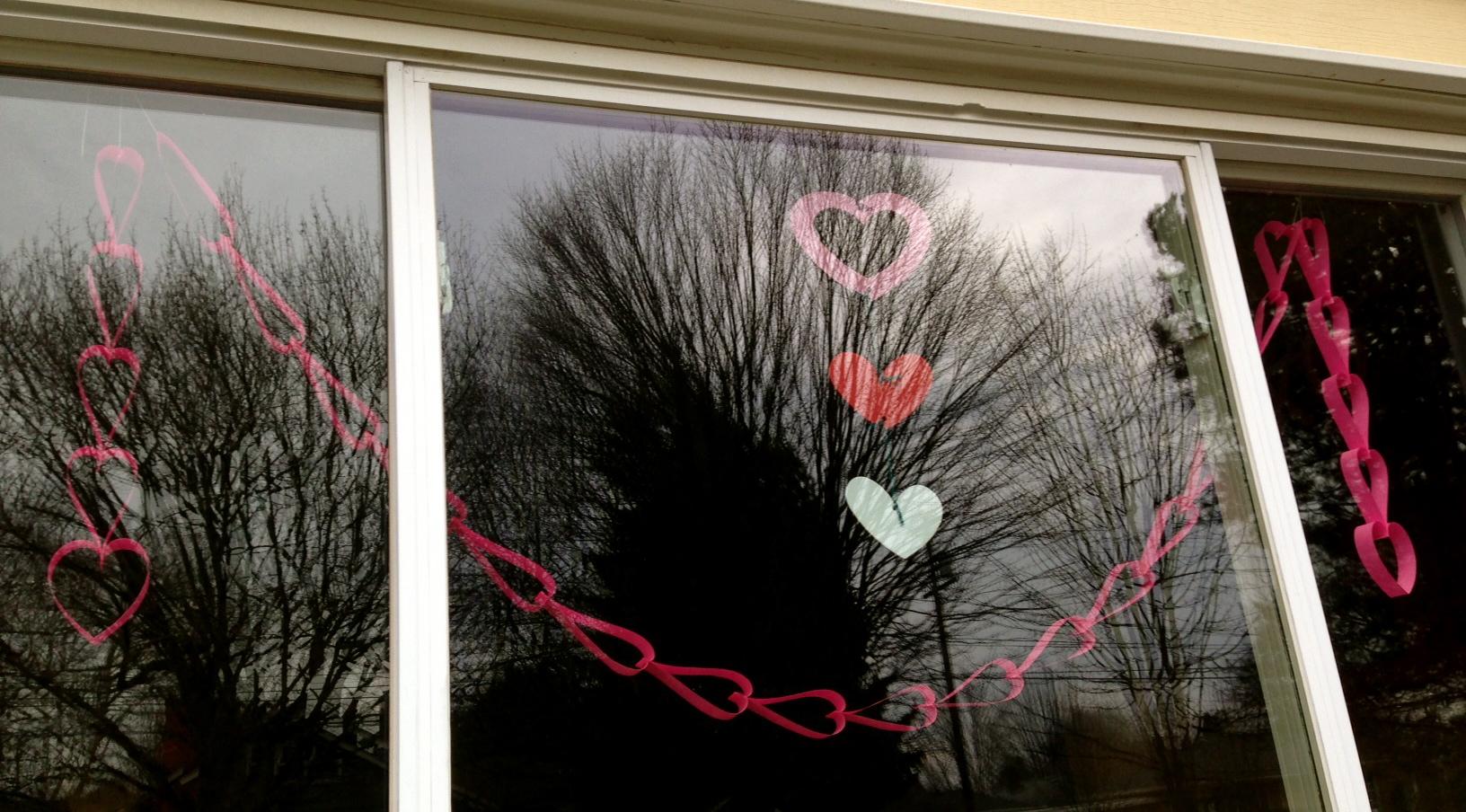 valentines chain