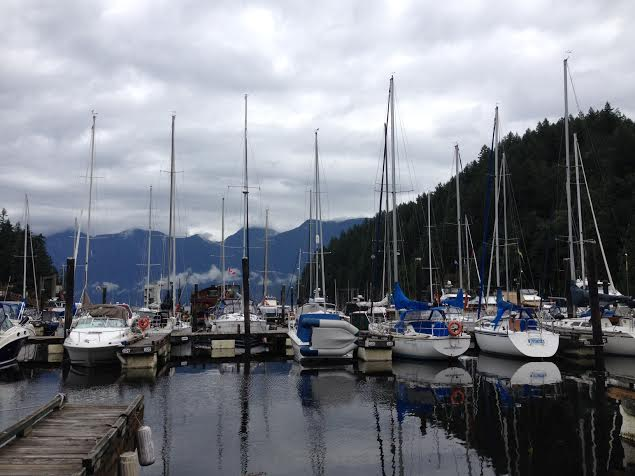 bowen island boats