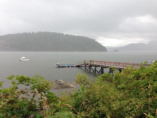 bowen island fog
